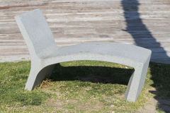 Lounger. Royalty Free Stock Photography