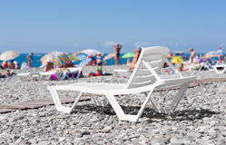Lounger Stock Photography