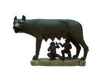 Loup de Capitoline Photo stock