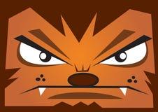 Loup-garou Photos libres de droits