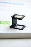 Loupe 2 Stock Photography