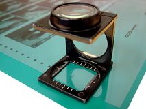 Loupe Photographie stock