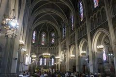 Lourdes, Frankreich Stockbilder