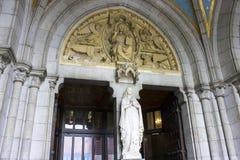 Lourdes Frankrike Royaltyfri Bild