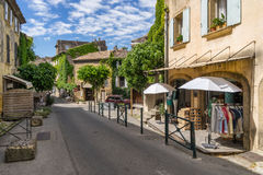 Lourmarin in the Luberon Royalty Free Stock Images