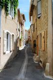 Lourmarin village Stock Photos