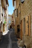 Lourmarin village Royalty Free Stock Image