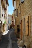 Lourmarin village Royalty Free Stock Image