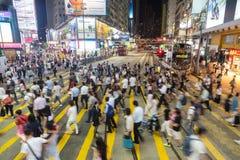 Louro da calçada em Hong Kong Fotos de Stock