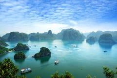 Louro de Halong em Vietnam Imagens de Stock