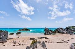 Louro de Horshoe, Bermuda Fotografia de Stock Royalty Free