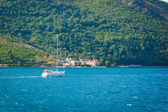 Louro de Kotor - Montenegro Fotografia de Stock Royalty Free