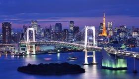 Louro de Tokyo Imagens de Stock Royalty Free