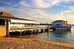 Louro de Watsons, NSW, Austrália Fotografia de Stock Royalty Free