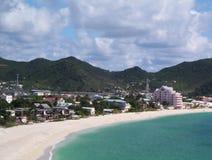 Louro em St. Maarten imagens de stock