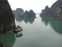 Louro longo do Ha Imagens de Stock