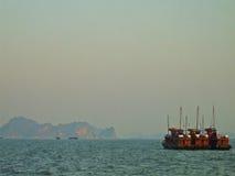Louro longo do Ha Imagens de Stock Royalty Free