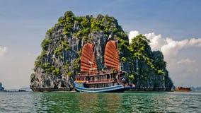Louro longo do Ha Foto de Stock Royalty Free