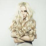 Louro 'sexy' Fotos de Stock Royalty Free