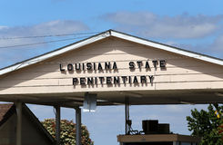 Lousiana State Penitentiary Royalty Free Stock Image
