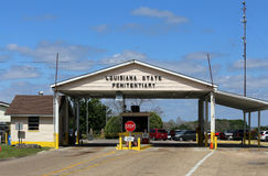 Lousiana State Penitentiary Royalty Free Stock Photo