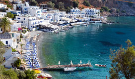 Loutro Royalty Free Stock Images