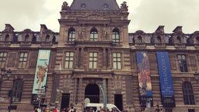 Louver του Παρισιού στοκ εικόνες με δικαίωμα ελεύθερης χρήσης