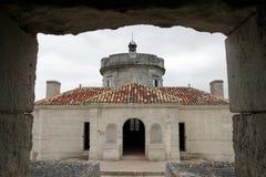 louvois форта Стоковые Изображения RF