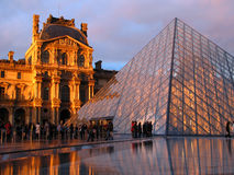 Louvre, Paris, France Royalty Free Stock Image