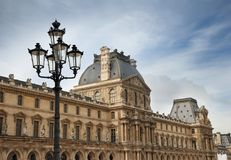 Louvre. Royalty Free Stock Photography