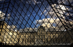 Louvre Stock Photography