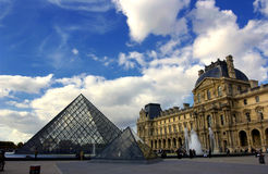 Louvre Royalty Free Stock Image