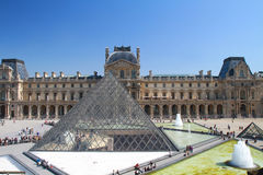 Louvre royalty free stock photography