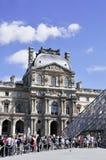 Louvre royalty free stock photos