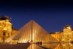 Louvre zdjęcia stock