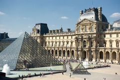 Louvre Stock Photos