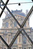 Louvre Obrazy Royalty Free