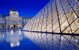 Louvre. Royalty Free Stock Photo