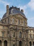 Louvre fotos de archivo