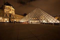 Louvre Photo libre de droits