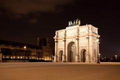 Louvre Photographie stock libre de droits