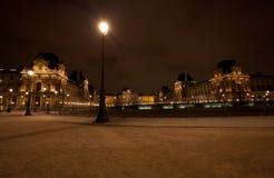 Louvre Photos libres de droits