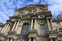 Louvre Royaltyfri Fotografi