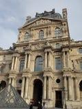 Louvre Foto de archivo