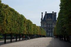 Louvre Royalty-vrije Stock Afbeeldingen