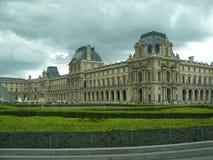 Louvre 2 royaltyfri fotografi
