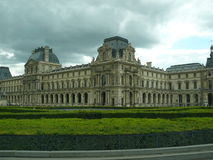 Louvre 1 Obraz Royalty Free