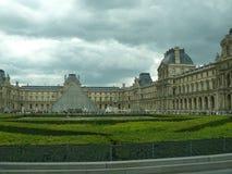 Louvre 3 Zdjęcie Royalty Free