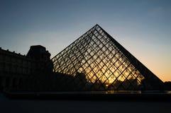 Louvre Obraz Royalty Free
