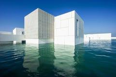 Louvre of Abu Dhabi Royalty Free Stock Image